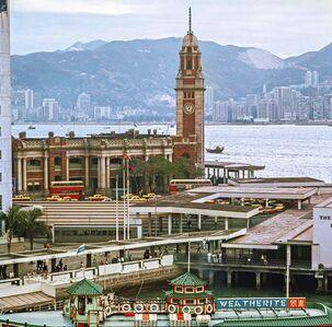 Keith Macgregor, 'Tsim Sha Tsui Clock tower & railway station, Hong Kong (KM-201) ', 1972