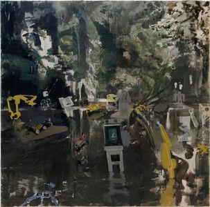 Pere Llobera, 'SAN FRANCISCO HABLANDO A LAS MÁQUINA', 2007