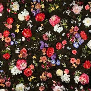 Eason Tsang Ka Wai, 'Floral Fabric No.9', 2013