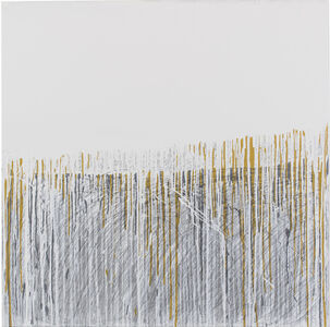 Anastasia Faiella, 'There's a Chance in Ochre with Grey', Contemporary