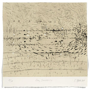 Catherine Farish, 'Day Scribbles 1', 2009