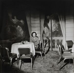 Larry Fink, 'Hungarian Debutante Ball, New York City, February, 1977', 2003