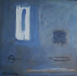 Albert Ràfols-Casamada, 'Forma blanca', 1989