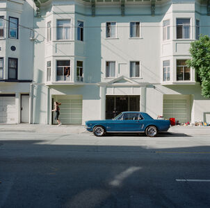 Miro Minarovych, 'San Francisco', 2009