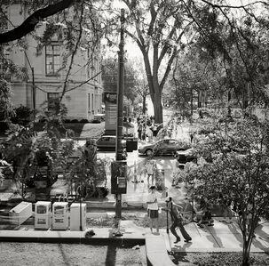 Garie Waltzer, 'Euclid Avenue and Adelbert'