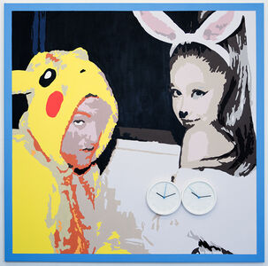 Michael Pybus, 'Perfect Lovers (Ariana and Mac) ', 2019