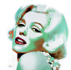 Ron Lesser, 'Marilyn Monroe - Baubles, Bangles & Beads'