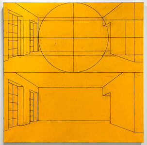 Matt Mullican, 'Untitled (Element and Empty Interior)', 2014