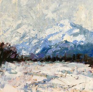 Sandra Pratt, 'Mountain Path', 2020