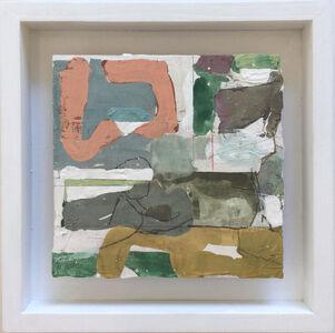 James O'Shea, 'Aegean Port', 2017