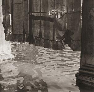 Bruce Cratsley, 'Curtain, St. Mark's Square (Alta Aqua), Venice', October 1980/1981