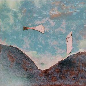 Rosalind Bloom, 'Landscape with Pink'