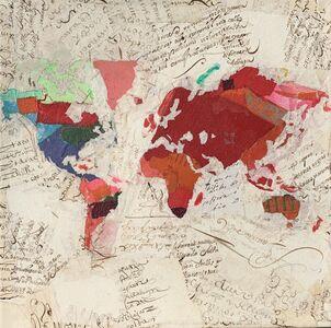 Fernando Alday, 'Mapa de los sueños', 2019