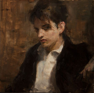 Ron Hicks, 'The Bazaar Contemplator', 2017