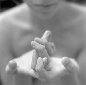 Mona Kuhn, 'Nikki's Hands', 1998