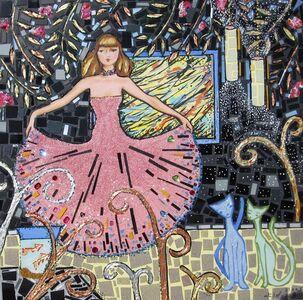 Louis Recchia, 'The Pink Dress ', 2020