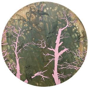 Barbara Strasen, 'Birds Trees', 2018-19