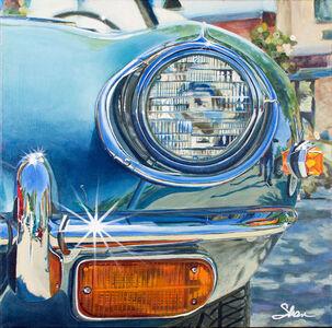 Shannon Fannin, '1969 Jaguar E-Type', 2018