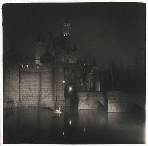 Diane Arbus, 'A castle in Disneyland, Cal. ', 1962