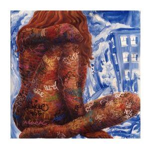 LADY PINK, 'Brick Woman', 2005