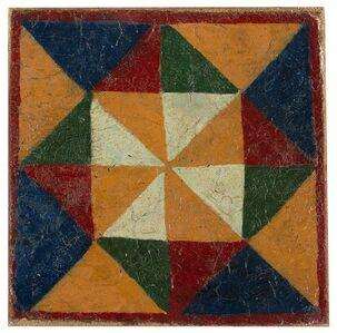 Gerardo Dottori, 'Motivo geometrico', 1932