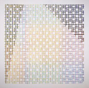 Joell Baxter, 'Cut Light (Peak II)', 2015