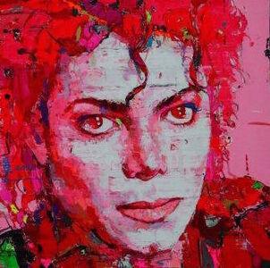 Ren Zhenyu, ' Michael Jackson- 麦克尔 杰克逊', .