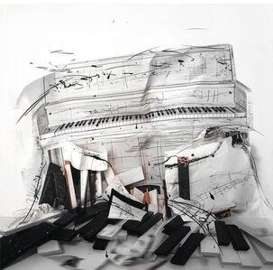 Andre Petterson, 'Concerto for  Spilled Keys', 2019