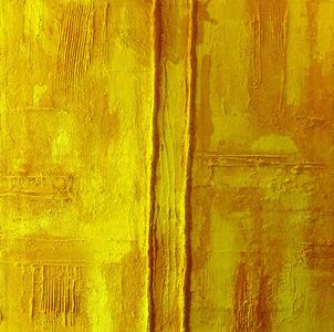 Marcello Lo Giudice, 'Yellow Sole', 2014