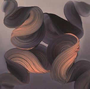 Dragica Carlin, 'Orange Swirls_', 2021