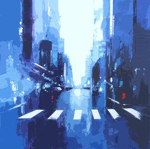 Daniel Castan, 'NY Traffic ', 2017-2018