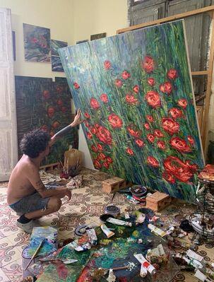 Leonardo Luis Roque, installation view