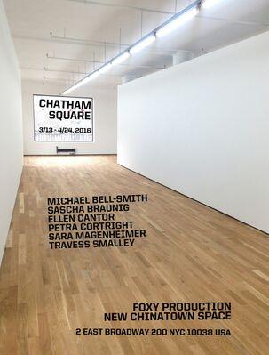 Chatham Square, installation view