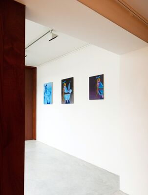 Raise ravens and they will pluck out your eyes, installation view