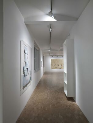 Tania Kovats: Watermark, installation view