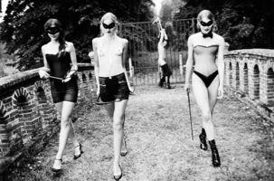 Ellen von Unwerth, 'Punishment', 2002
