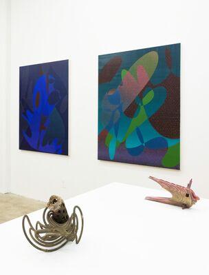 JJ Miyaoka-Pakola and Matthew J. Stone, installation view