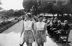 Garry Winogrand, 'Untitled, from Women are Beautiful Portfolio', 1965-1975