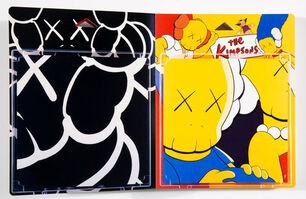 KAWS, 'C 10 The Kimpsons', 2002
