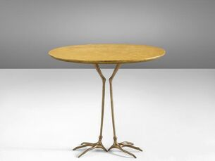 Méret Oppenheim Early 'Traccia' Coffee Table