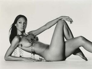 Marisa Berenson Nude with Chains
