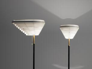 """Angel's Wing"" Floor Lamp Model A805"