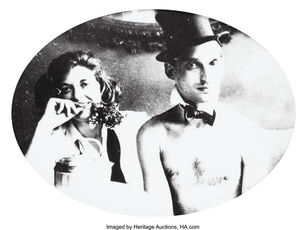 Angelo Ippolito with Anita Berger