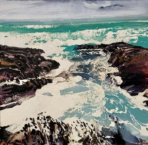 Michael Sole, 'Cornwall Rocks no.2', 2017