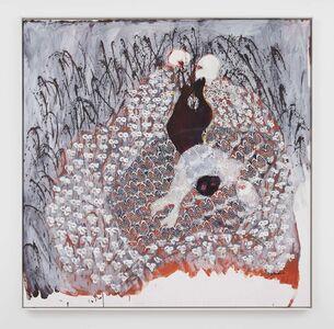 Portia Zvavahera, 'This is where I travelled [3]', 2020