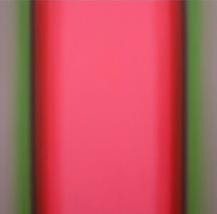 """Ruth Pastine, '""""Witness 10-S6060 (Red Green)""""', 2016"""