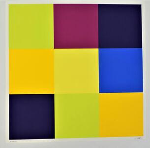 Richard Paul Lohse, 'Modulare ', 1976