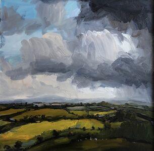 Robert Newton, 'Looking South, Rothley', 2019
