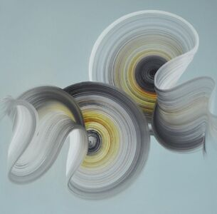 Dragica Carlin, 'Two Swirls, Series 4_', 2021