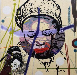 Wayne Barker, 'Unholy War', 2015